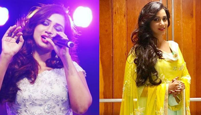 Playback Singer Shreya Ghoshal, Birthday Special, Happy Birthday