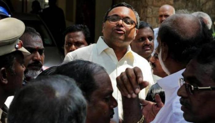 INX मीडिया केस: कार्ति चिदंबरम को झटका, कोर्ट ने 24 मार्च तक न्यायिक हिरासत में भेजा