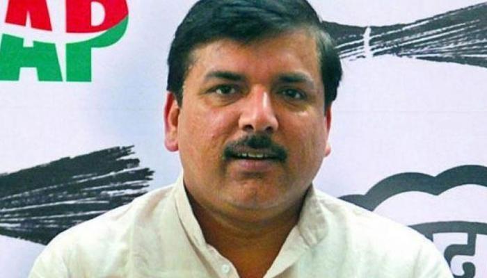 दिल्ली में सीलिंग के खिलाफ AAP सांसद राज्यसभा में पेश करेंगे निजी विधेयक