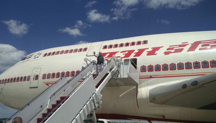 राष्ट्रपति और प्रधानमंत्री के लिए तैयार किया जाएगा विशेष विमान
