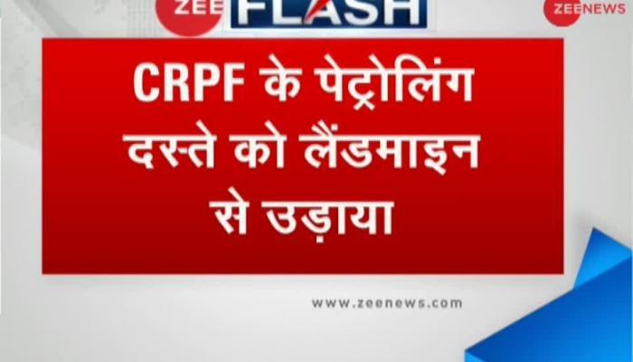 Eight CRPF Jawan killed in Chhattisgarh Naxal attack
