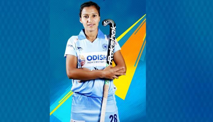 कॉमनवेल्थ गेम्स में भारतीय महिला हाकी टीम का नेतृत्व करेंगी रानी