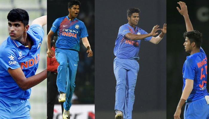 Washington Sundar feels lucky to have talent to bowl in Power play