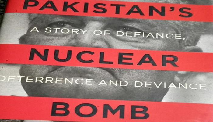 भारतीय परमाणु क्षमताओं की किसी भी कीमत पर बराबरी करना चाहता है पाक : पुस्तक