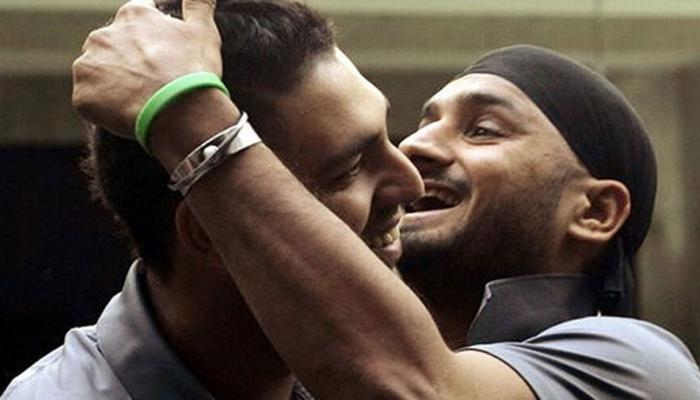 VIDEO: बांग्लादेशी खिलाड़ियों के 'नागिन डांस' के बाद भज्जी ने दिखाया 'बिच्छू डांस'