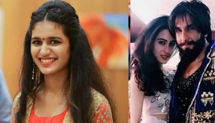 Confirm, प्रिया प्रकाश वॉरियर नहीं यह स्टार किड करेगी 'सिम्बा' में रणवीर सिंह के साथ रोमांस