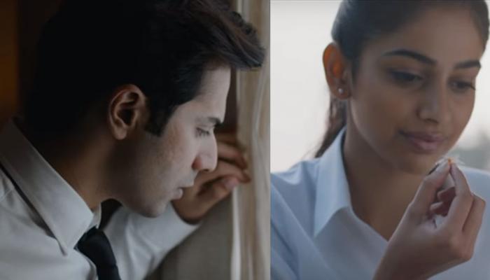थीम म्यूजिक के बाद 'अक्टूबर' के पहले गाने 'ठहर जा' का टीजर हुआ रिलीज