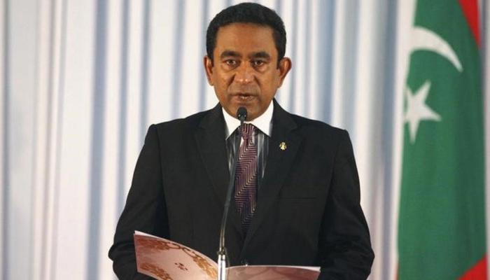 अमेरिका ने मालदीव से सख्त लहजे में कहा- 'आपातकाल हटाओ'