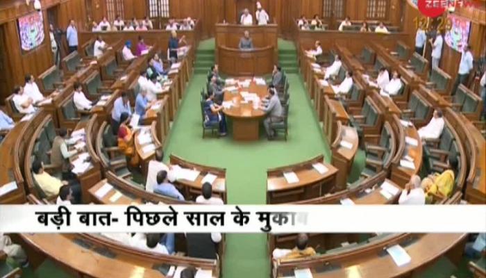 Delhi Budget 2018: AAP government presents Rs 53,000-crore financial plan
