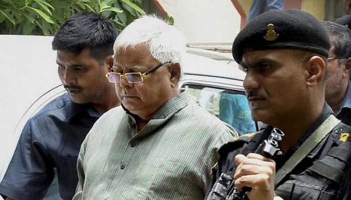 लालू की सजा के ऐलान से राजद निराश- 'न्याय नहीं अन्याय हुआ'