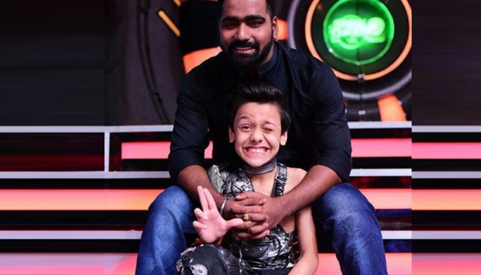 super dancer 2: bishal sharma win the trophy and 15 lakh price money