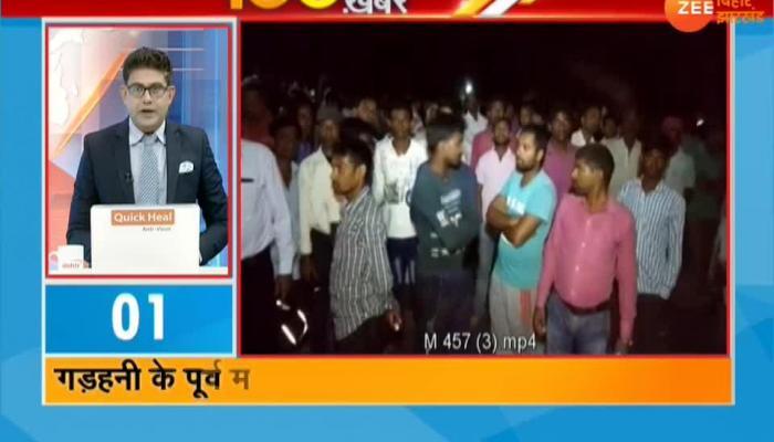 100 Town khabar Journalist murder case and pankaj gupta murder case