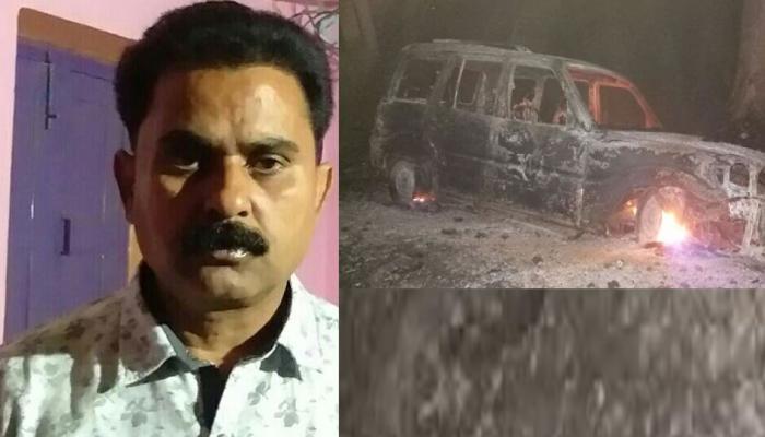 VIDEO: बिहार में पत्रकार और उनके दोस्त की हत्या, स्कॉर्पियो से सरेआम कुचलकर ली जान