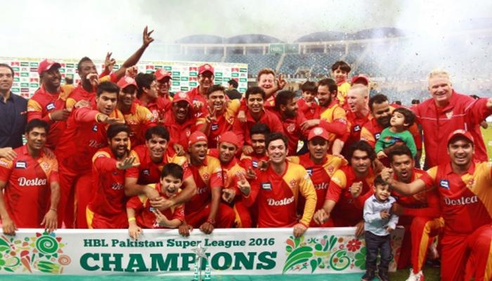 PADOSI DESH: Islamabad United wins Pakistan Super League for second time