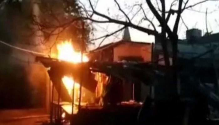 औरंगाबादः दंगाइयों को देखते ही गोली मारने के आदेश, रामनवमी के जुलूस के दौरान भड़की थी हिंसा