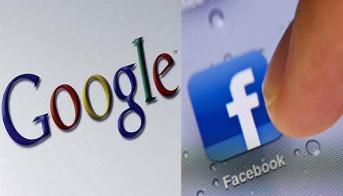 गूगल और फेसबुक को कारण बताओ नोटिस जारी कर सकती है सरकार