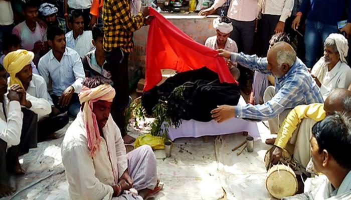INDIA TODAY: Superstitious father attempt to resurrect dead son for 6 hours in Rajasthan