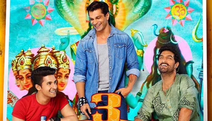 First Look: करण सिंह ग्रोवर, रवि दुबे और कुनाल रॉय कपूर बनेंगे मॉर्डन '3 देव'