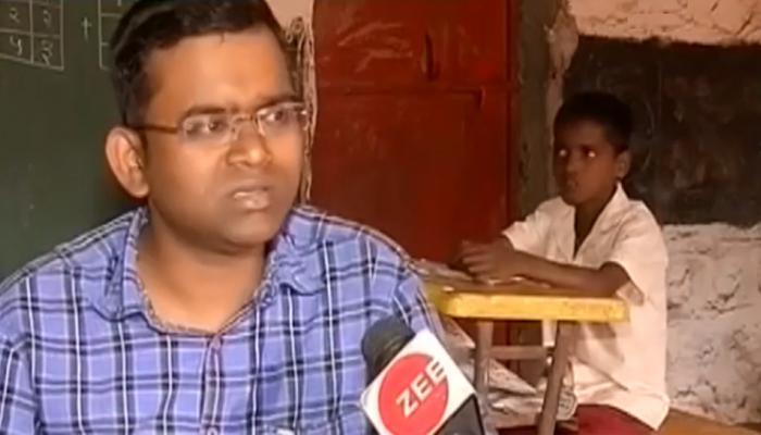 महाराष्ट्र के इस टीचर ने पेश की मिसाल, इकलौते स्टूडेंट के लिए तय करते हैं 115 KM का सफर