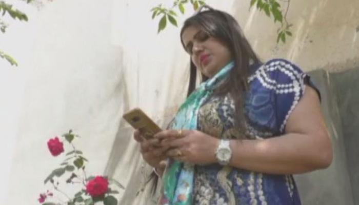 fake Facebook id of Punjabi film actress Pinky Moge wali