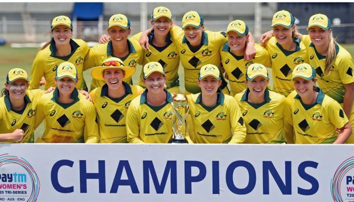 Women Australia team beat England 57 runs in Final
