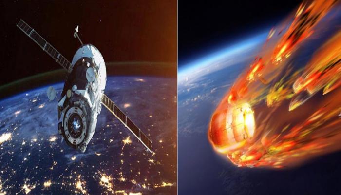 आज धरती पर गिर सकता है चीन का अनियंत्रित स्पेस स्टेशन, मच सकती है बड़ी तबाही!