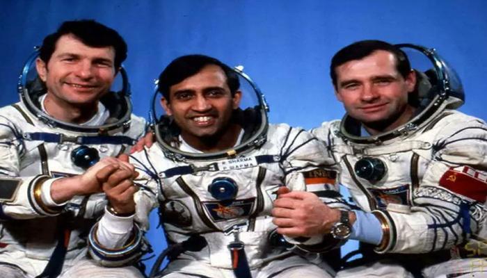 India's first astronaut rakesh sharma