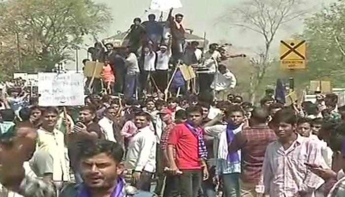 Bharat Bandh over SC/ST protection act Protest in all over india