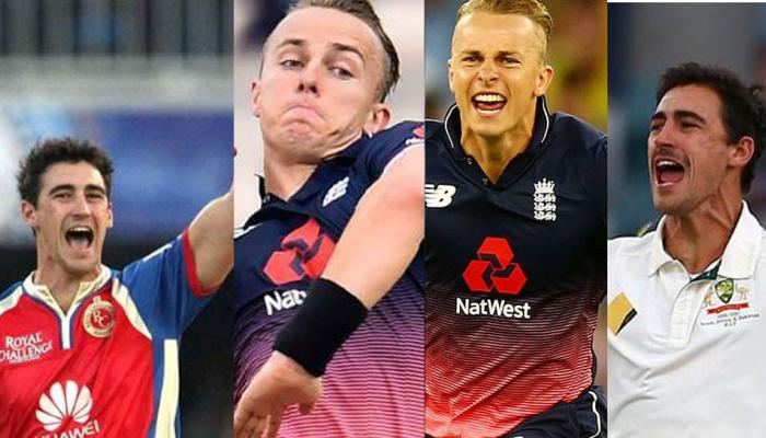 IPL 2018 : Mitchell Starc will be replaced by Tom Curran for KKR