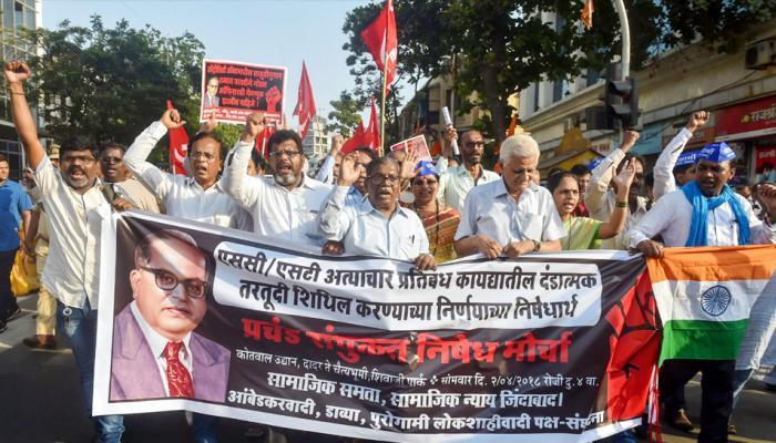 दलित आंदोलन के पीछे क्यों खड़ी हैं राजनीतिक पार्टियां, ये है पर्दे के पीछे की कहानी