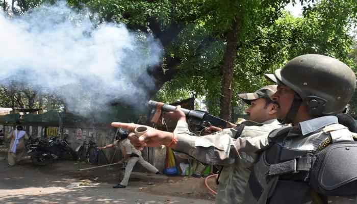 राजस्थान में दूसरे दिन भी हिंसा, हिंडौन सिटी के विधायक और पूर्व मंत्री के घर फूंके, कर्फ्यू