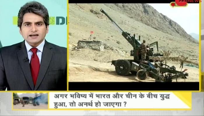 DNA, DNA Video, Sudhir Chaudhary, DNA show, Daily News and Analysis, china, india, war, Arunachal Pradesh, Bofors cannons, Roads