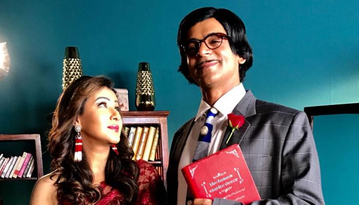 sunil grover's look from his new show dan dana dan is out, look at the pics