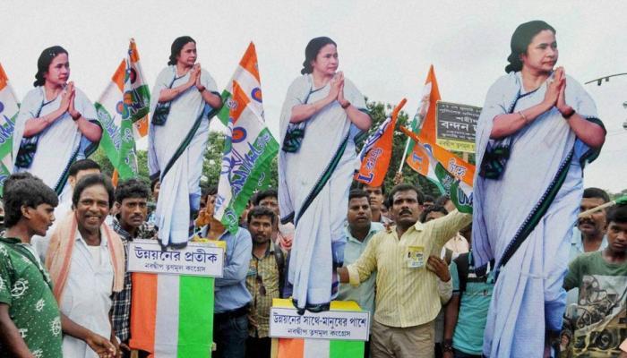 पश्चिम बंगाल: राज्यपाल आवास 'बीजेपी मुख्यालय' बन गया है- तृणमूल कांग्रेस