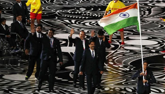 CWG 2018 : PV Sindhu led Indian Contigent appeared differently this time
