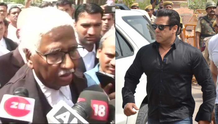 Blackbuck poaching case: Salman Khan's Counsel Mahesh Bora Get threat calls Whole Night