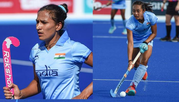 CWG 2018 : Women's India gets first win in hockey, beats malaysia by 4-1
