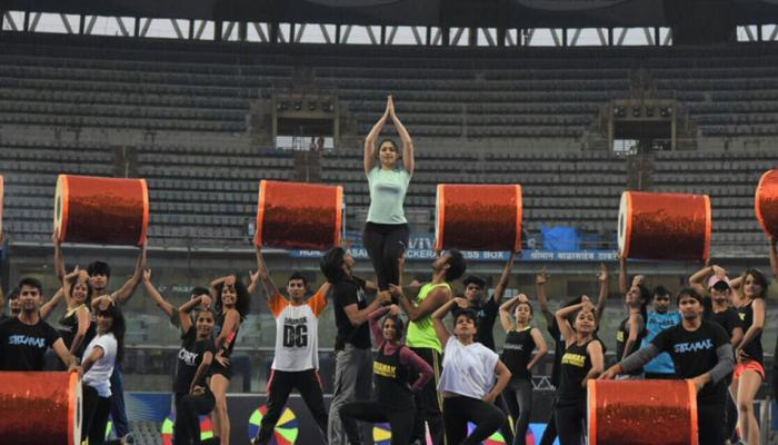 IPL 2018: Tamannaah bhatia is practicing hard for the opening ceremony