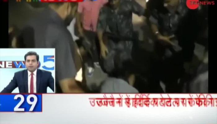 News 50: Train runs on platform without driver in Odisha