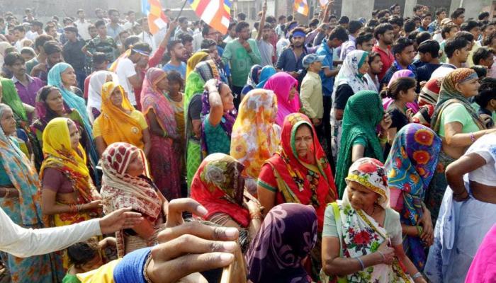 मध्य प्रदेश : भारत बंद के दौरान हिंसक विरोध में शामिल होने वाले 4 सरकारी कर्मचारी सस्पेंड