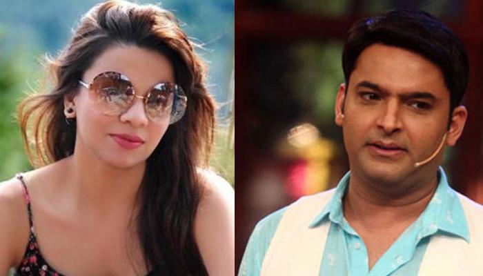 Kapil Sharma's Ex girlfriend preeti simoes said he is mentally ill