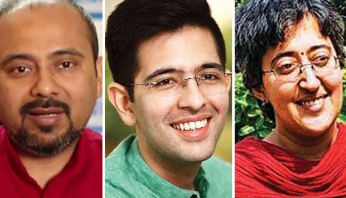 AAP ने शुरू की 2019 की तैयारी, दिल्ली से दिलीप पांडे समेत इन तीन को मिल सकता है टिकट!
