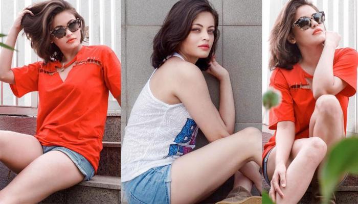 slaman khan's actress sneha ullal to soon see in tollywood movie with actor charan raj