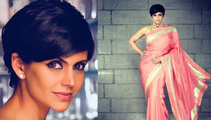 mandira bedi said because of my short hairs i always get to play the same kind of role in industry