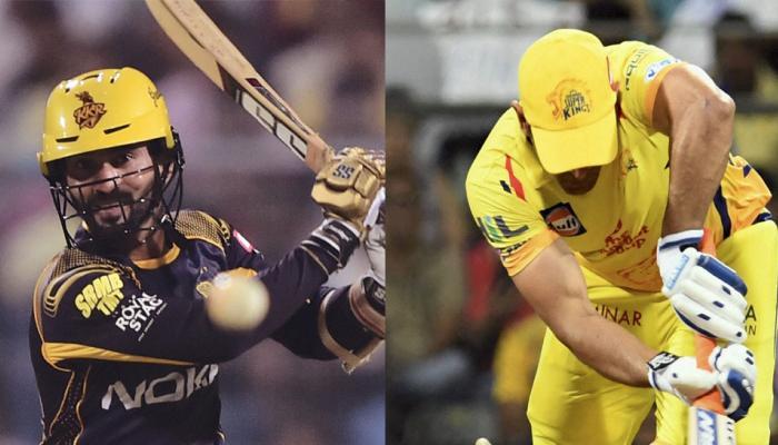 IPL 2018 : महेंद्र सिंह धोनी के सामने होगी दिनेश कार्तिक की चुनौती