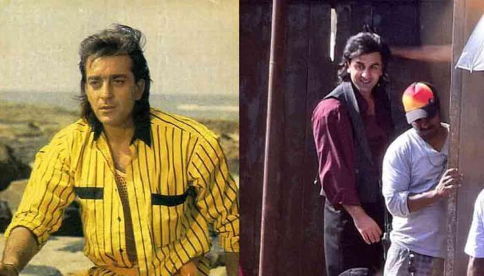 sanjay dutt's biopic teaser will release on 24 april ranbir kapoor