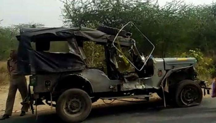 NRI ONLY: Road accident in Agra, 7 dead, 8 critically injured