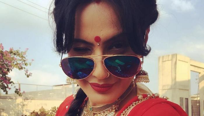 TV Actress Kamya Punjabi Share pool look on instagram goes viral