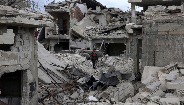 इजरायल ने सीरिया के राष्ट्रपति को ठहराया रासायनिक हमले के लिए जिम्मेदार