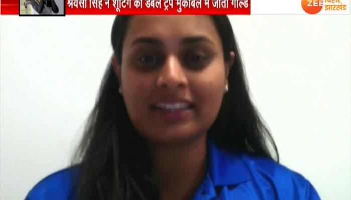 shreyasi singh said want to help sports career of bihar girls